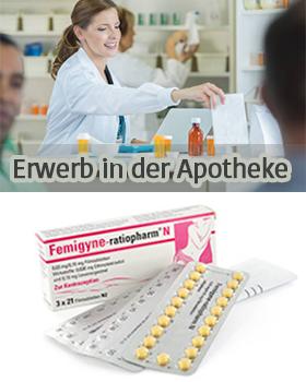 femgyine pille apotheke