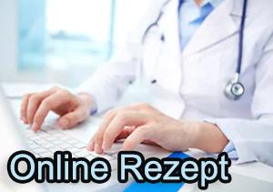 online rezept