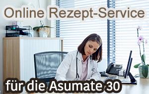 online rezept asumate 30 kaufen