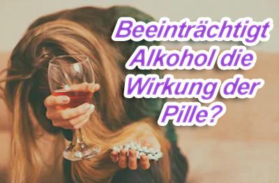 alkohol pille wirkung