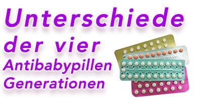 antibabypille generationen