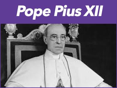 Pope Pius XII pillenpause