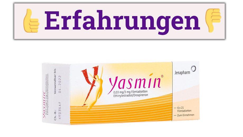 Erfahrungen-yasmin-Pille