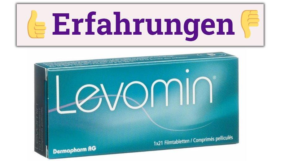 Erfahrungen mit der Levomin Pille | Auswertungen